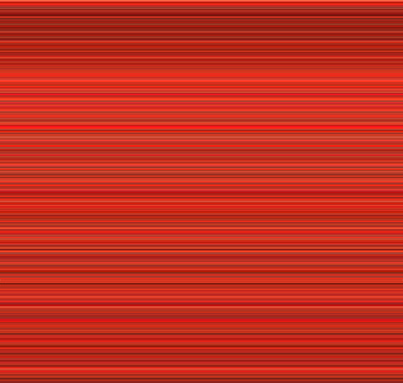 varied: tube striped background in many shades of red