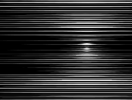 striped background with light effect in black and white Ilustração
