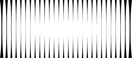 luminance: striped light effect background in black and white Illustration