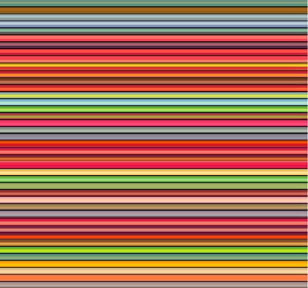 seamless shaded stripe tubes in different rainbow colors