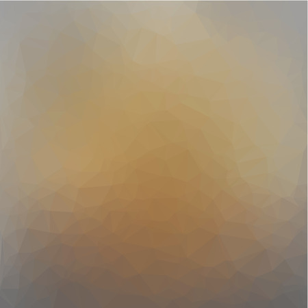polygon gradient background in beige and gray Imagens - 57230988