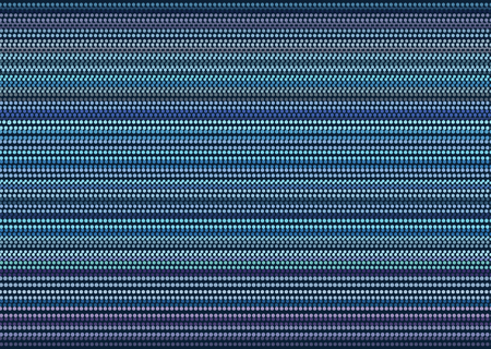 blue purple dotted lines pattern background over blue