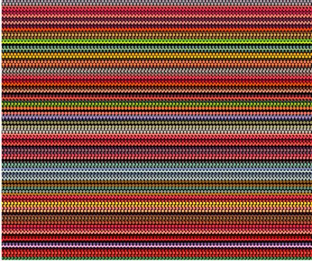 multi color bubble lines pattern background over black Ilustração