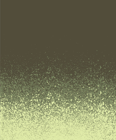 olive green: graffiti spray painted olive green gradient background