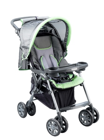 Cute and useful baby carriage