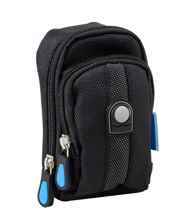 Digital compact camera pouch Stock Photo - 15671620