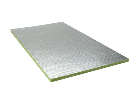 lagging: Sheet of insulator to use beneath the roofing for heat or cold protection in any daytime or seasons