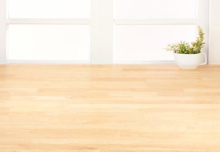 El espacio vacío de la cocina de su podría crear o poner su cocina en él