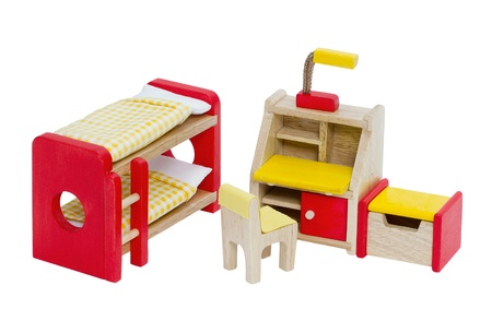 Bedroom toys furniture for kids can learning and how to decorates photo