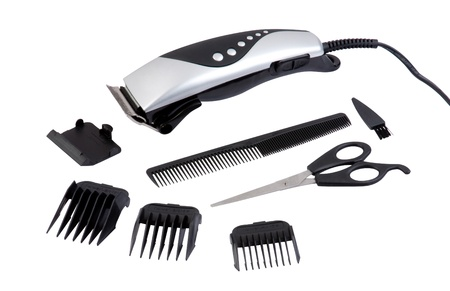 trimmers: men hair clipper machine the tool for hair stylist