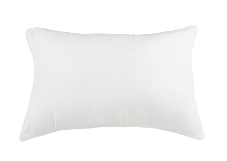 Nice design of pillow isolates  Stock Photo - 16445445