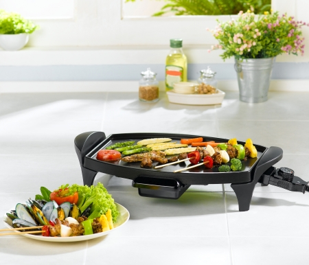 gas stove: Electric barbecue and grill stove great for your party