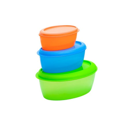colorful cookie boxes or food boxes isolates Stock Photo - 16445435