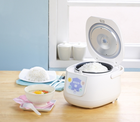 Electric rice cooker pot  photo