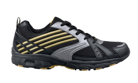 Smart and comfortable sport shoes great for walking and running Stock Photo - 18096090