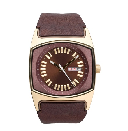 nice looking: Charming and nice looking design of the wristwatch