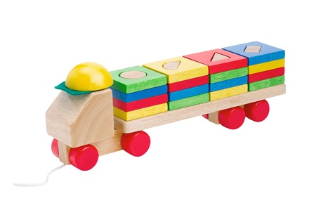 Kids wooden truck clean and safety toys the inspiration starting from little thing photo