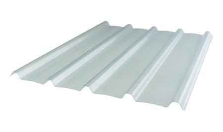brighter: Translucent roofing sheet makes your ceiling and room more brighter