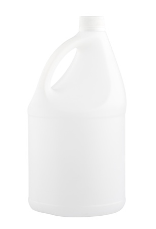 Milk or liquid container with no sign or logo photo