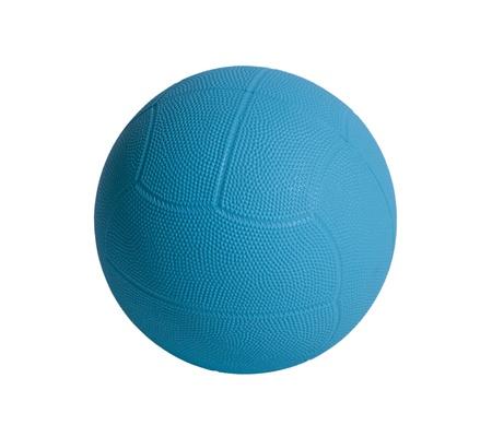 sporting goods: Azul dodge ball unos art�culos deportivos aislados
