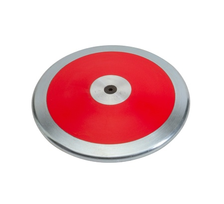 discus: Sport discus disc 1.5 KG weight the world sport equipment