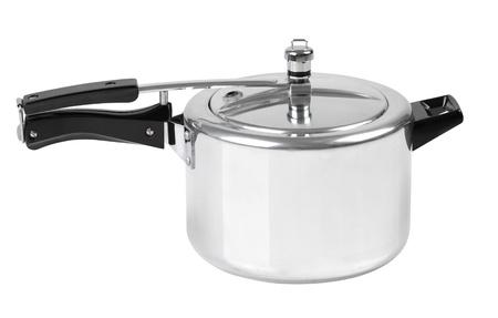 steel pan: De aluminio de alta presi�n para cocinar olla con tapa de seguridad