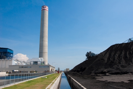 water treatment: The wast water treatment in the power plant