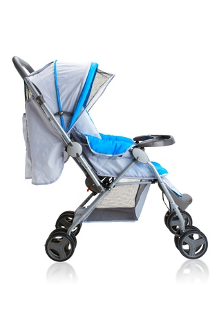 baby stroller: Smooth pram stroller carriage for new baby