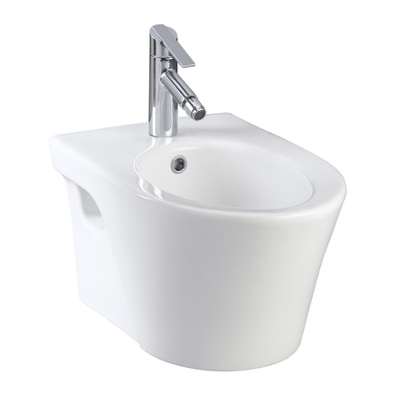 Clean and useful toilet urinate bowl small and compact Stock Photo - 18208212