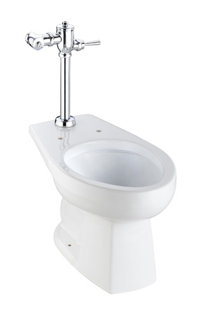 Toilet bowl should be easy to use and cleaning Stock Photo - 18208245