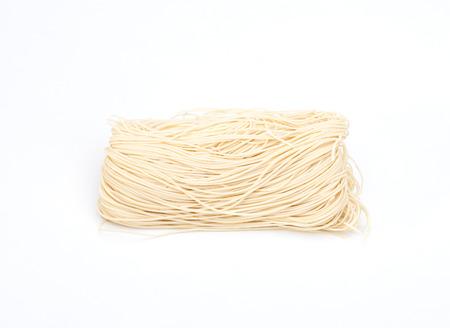 chinese noodle: Chinese noodle style isolated on white background
