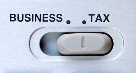 Tax is an important factor in a business