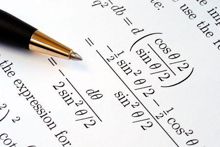 teorema: Intentar resolver algunas preguntas de matem�ticas complicadas