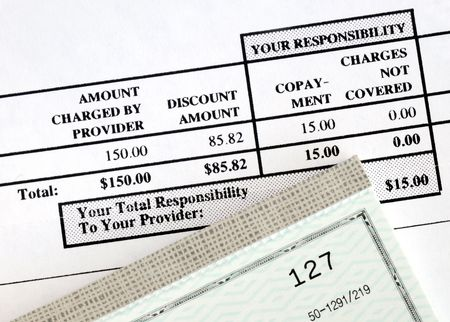 hmo: Pagare i concetti di bill medica di aumento dei costi mediche