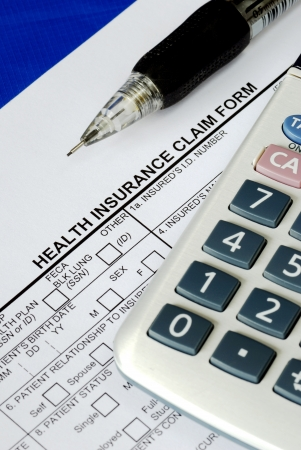 Rising medical cost in the United States Stock Photo - 17710501