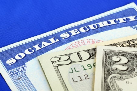 social security: Social Security and retirement income concept of financial planning and its future
