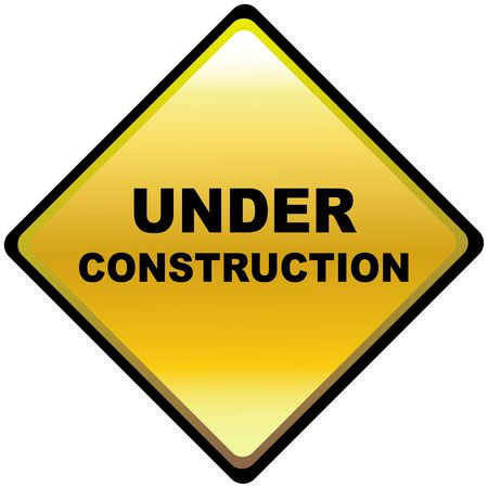 dangerous work: Web page or other under construction