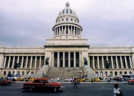 Havana Capitol building Editorial