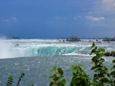 Horseshoe Falls, Niagara Falls, OnatarioCanada