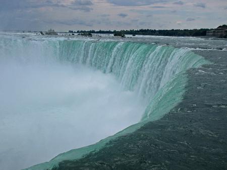Horseshoe Falls Niagara Falls, Canada Stock Photo