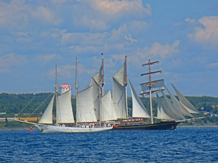 Tall Ships Rendezvous 2017
