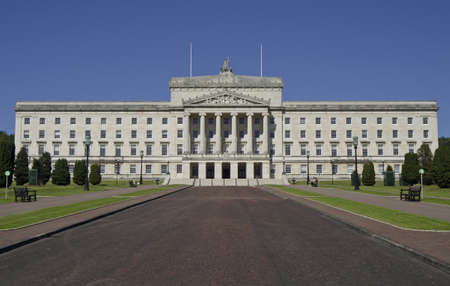 Stormont Parliament Buildings, Northern Ireland photo