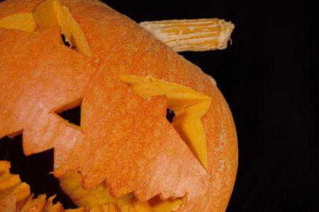 Halloween pumpkin isolated Stock Photo - 2004975