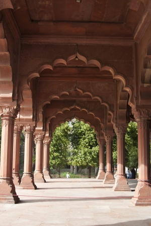 Famous Red Fort - Lal Qilah,in Delhi, India photo