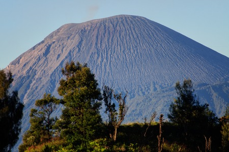 Bromo volcano,Tengger Semeru National Park, East Java, Indonesia photo