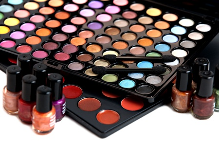 Colorful Makeup Kit