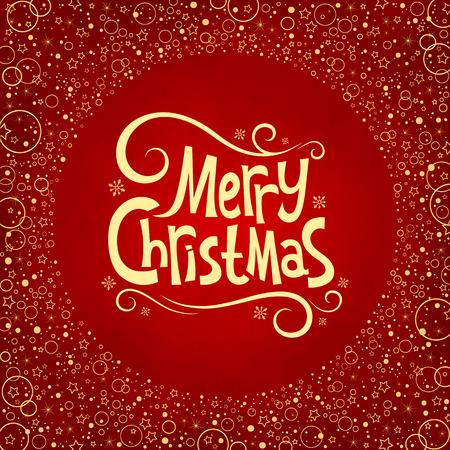 nouvel an: Vector illustration pour Noël avec de beaux ornements