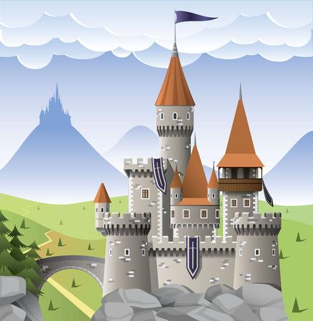 Burg Standard-Bild - 37447856