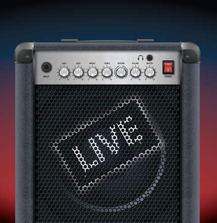 Guitar amplifie