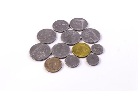 off course: the old italian lira